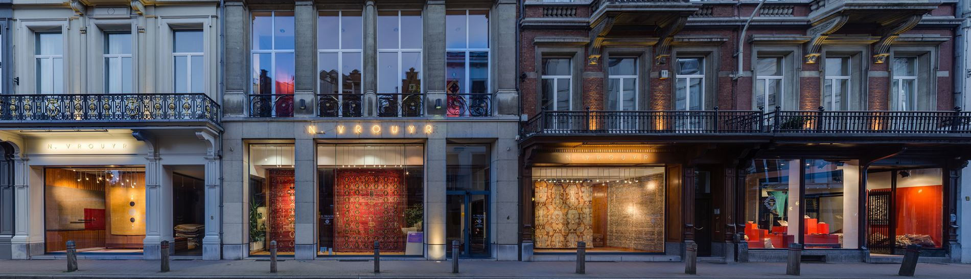 More than a century of rugs and trust